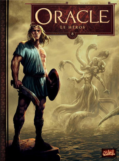 Couverture Oracle tome 8