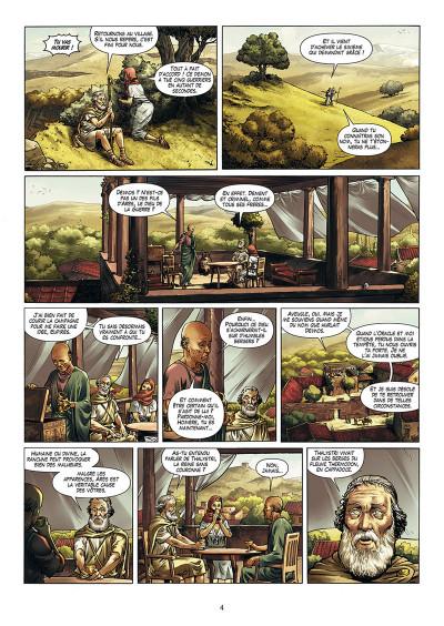 Page 2 Oracle tome 9 - La louve