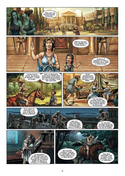 Page 3 Oracle tome 9 - La louve