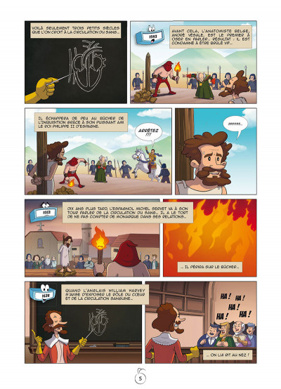 Page 3 Il était une fois la vie tome 1
