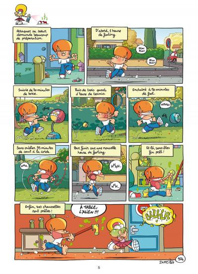 Page 3 Les p'tits diables tome 23