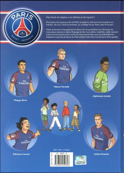 Dos PSG academy tome 9