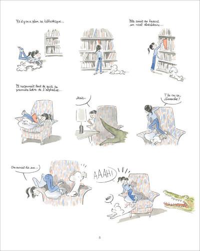 Page 5 L'extraordinaire abécédaire de Zoé Marmelade
