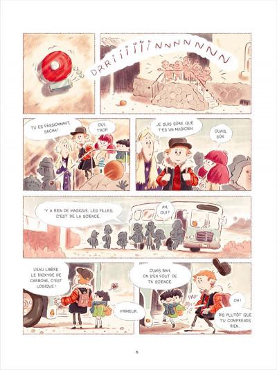 Page 2 Sacha et Tomcrouz tome 1