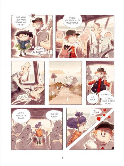 Page 3 Sacha et Tomcrouz tome 1