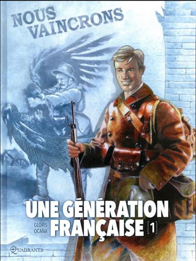 Couverture Une génération française tome 1