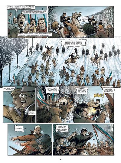 Page 2 Une génération française tome 1