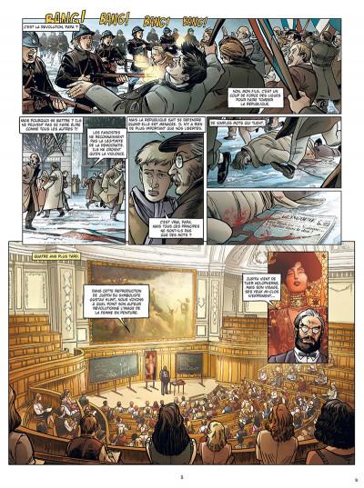 Page 3 Une génération française tome 1