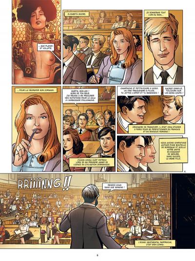 Page 4 Une génération française tome 1