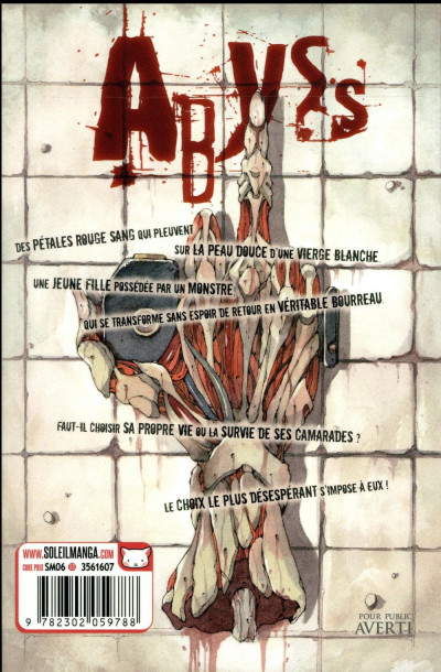 Dos Abyss tome 6