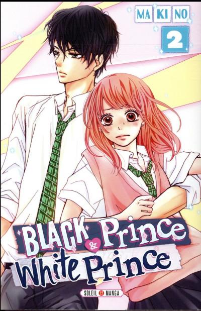 Couverture Black prince & white prince tome 2