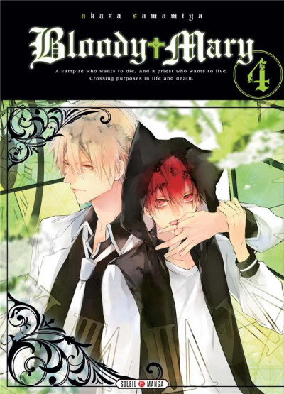 Couverture Bloody mary tome 4