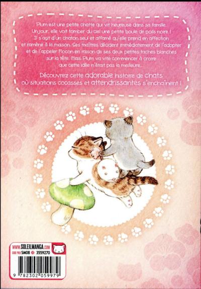 Dos Plum, un amour de chat tome 13