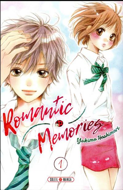 Couverture Romantic memories tome 1