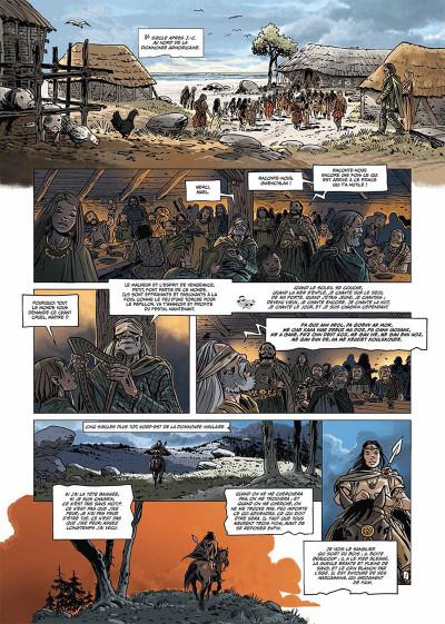 Page 1 Breizh - Histoire de la Bretagne tome 1