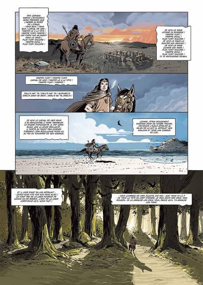 Page 2 Breizh - Histoire de la Bretagne tome 1