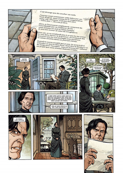 Page 3 Sherlock Holmes society tome 6