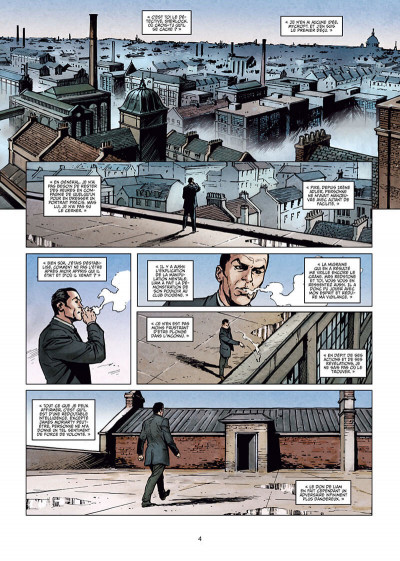 Page 4 Sherlock Holmes society tome 6