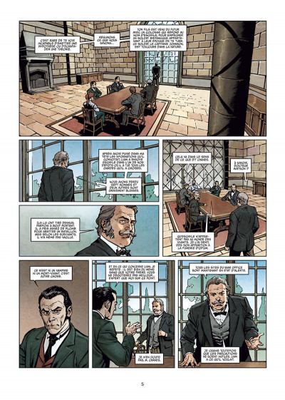 Page 5 Sherlock Holmes society tome 6