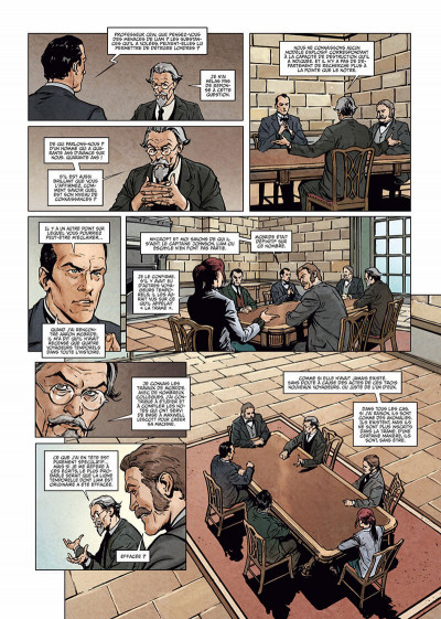 Page 6 Sherlock Holmes society tome 6