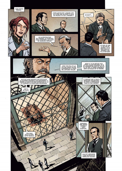Page 7 Sherlock Holmes society tome 6