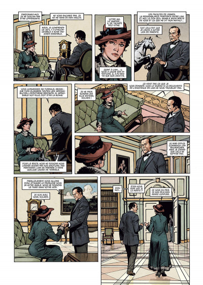 Page 9 Sherlock Holmes society tome 6