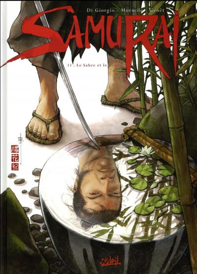 Couverture Samurai tome 11