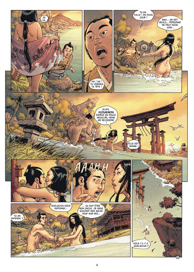 Page 2 Samurai tome 11