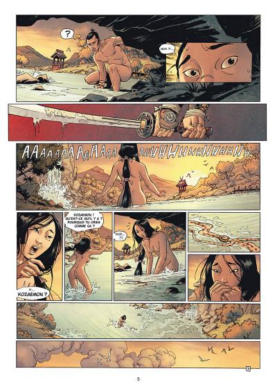 Page 3 Samurai tome 11
