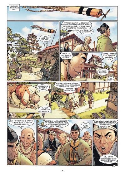 Page 4 Samurai tome 11