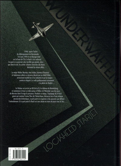 Dos Wunderwaffen tome 11