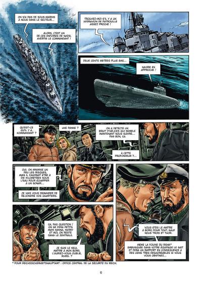 Page 4 Wunderwaffen tome 11