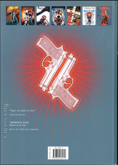 Dos Cross Fire tome 7