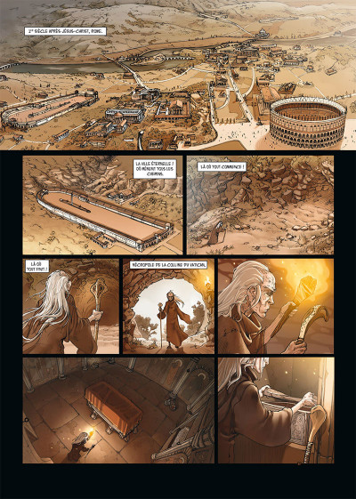 Page 1 Cross Fire tome 7