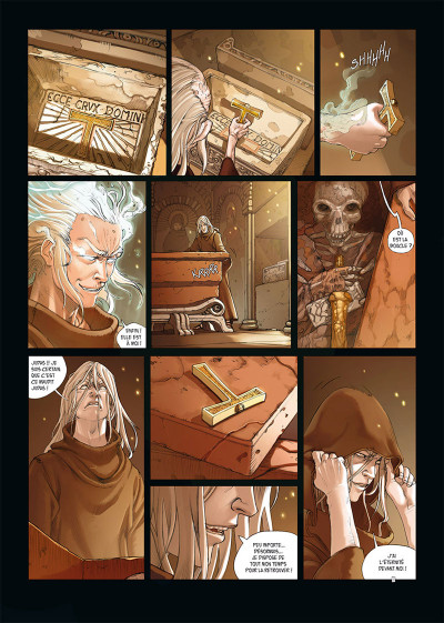 Page 2 Cross Fire tome 7