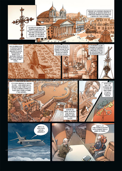 Page 4 Cross Fire tome 7