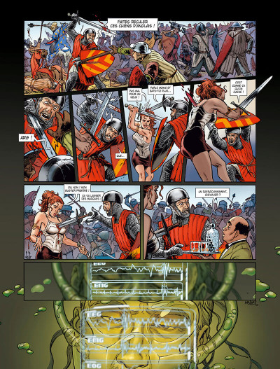 Page 4 Moréa tome 9