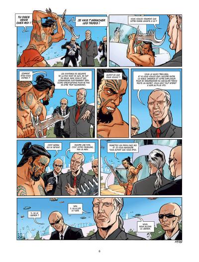 Page 6 Moréa tome 9