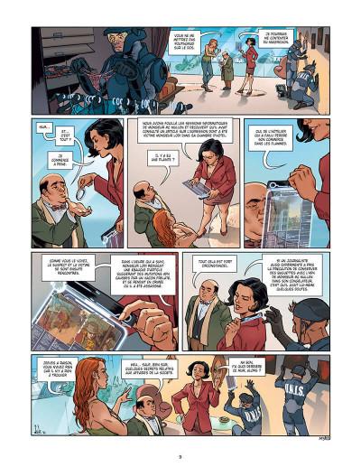 Page 9 Moréa tome 9