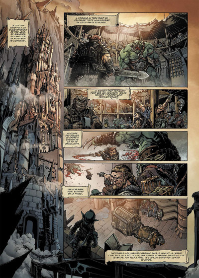 Page 1 Orcs & gobelins tome 4
