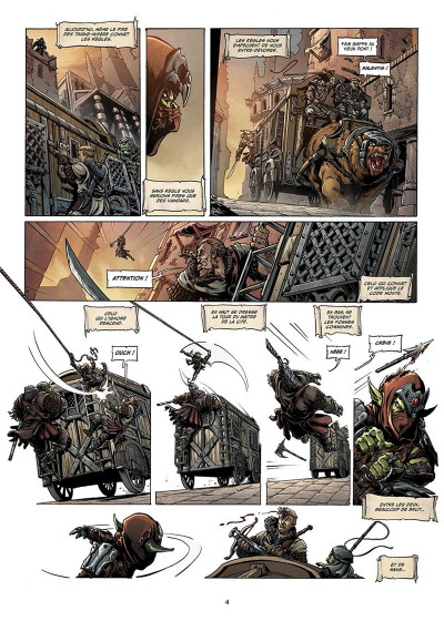 Page 2 Orcs & gobelins tome 4