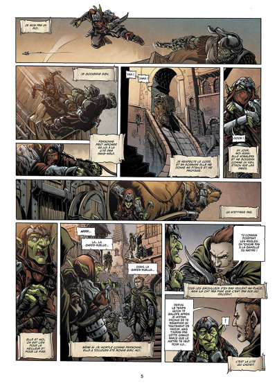 Page 3 Orcs & gobelins tome 4