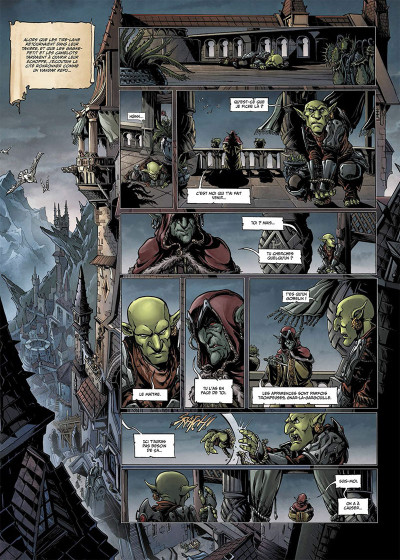 Page 4 Orcs & gobelins tome 4