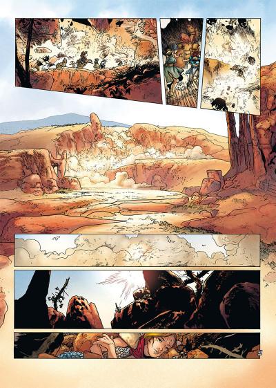 Page 2 La geste des chevaliers dragons tome 26