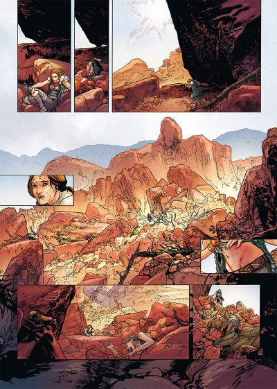 Page 3 La geste des chevaliers dragons tome 26