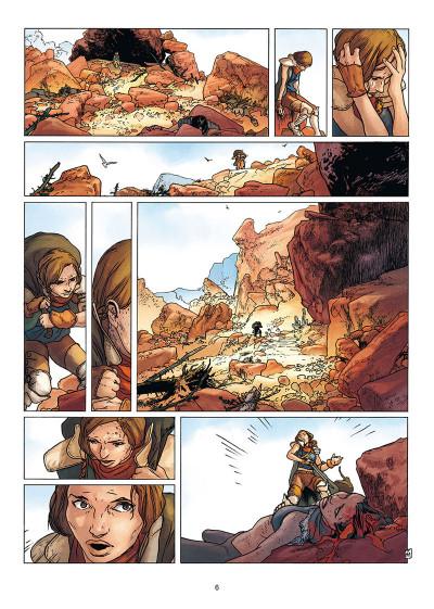 Page 4 La geste des chevaliers dragons tome 26