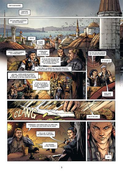 Page 1 La geste des chevaliers dragons tome 24