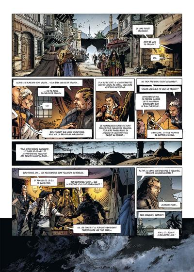 Page 2 La geste des chevaliers dragons tome 24