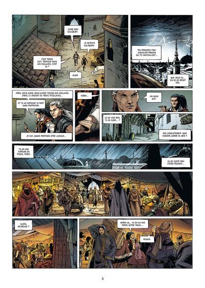 Page 3 La geste des chevaliers dragons tome 24