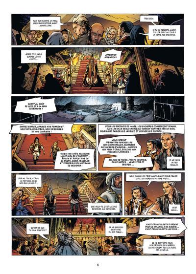 Page 4 La geste des chevaliers dragons tome 24